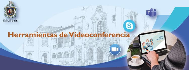 Herramientas de Video Conferencia